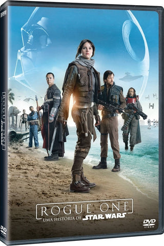 DVD Rogue One: Uma História De Star Wars