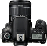 Canon EOS 77D + 18-55 IS STM + 75-300MM USM III - Máquina Fotográfica Reflex 24 MP | APS-C | f4-5.6