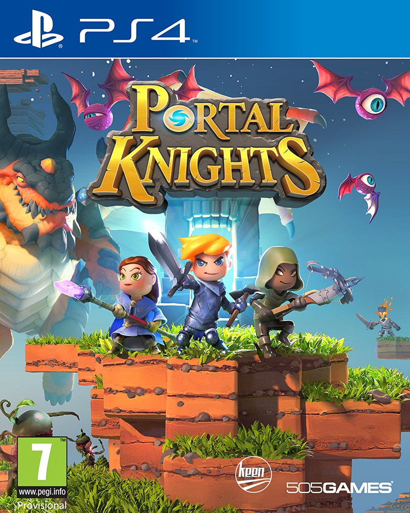 PS4 PORTAL KNIGHTS Image