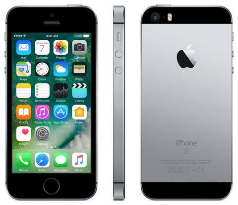 Apple iPhone SE Cinzento Sideral - Smartphone 4