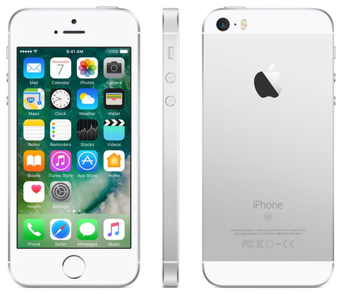 Apple iPhone SE Prateado - Smartphone 4