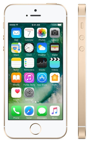Apple iPhone SE Dourado - Smartphone 4