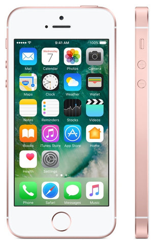 Apple iPhone SE Rosa Dourado - Smartphone 4