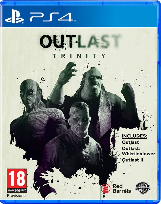 PS4 OUTLAST TRINITY Image