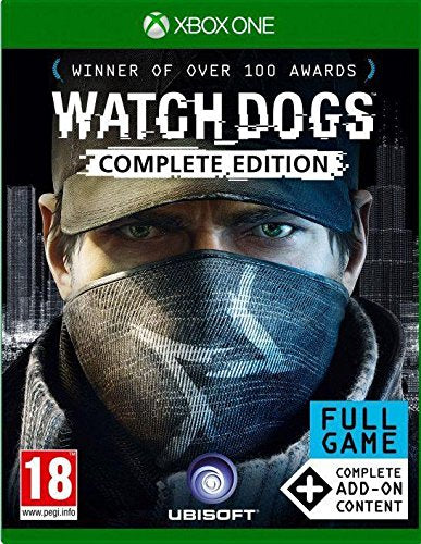 XBOX ONE WATCH DOGS COMPLETE GREATEST Image