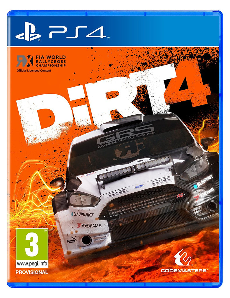 PS4 DIRT 4 Image