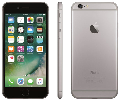 Apple iPhone 6 Cinzento - Smartphone 4.7