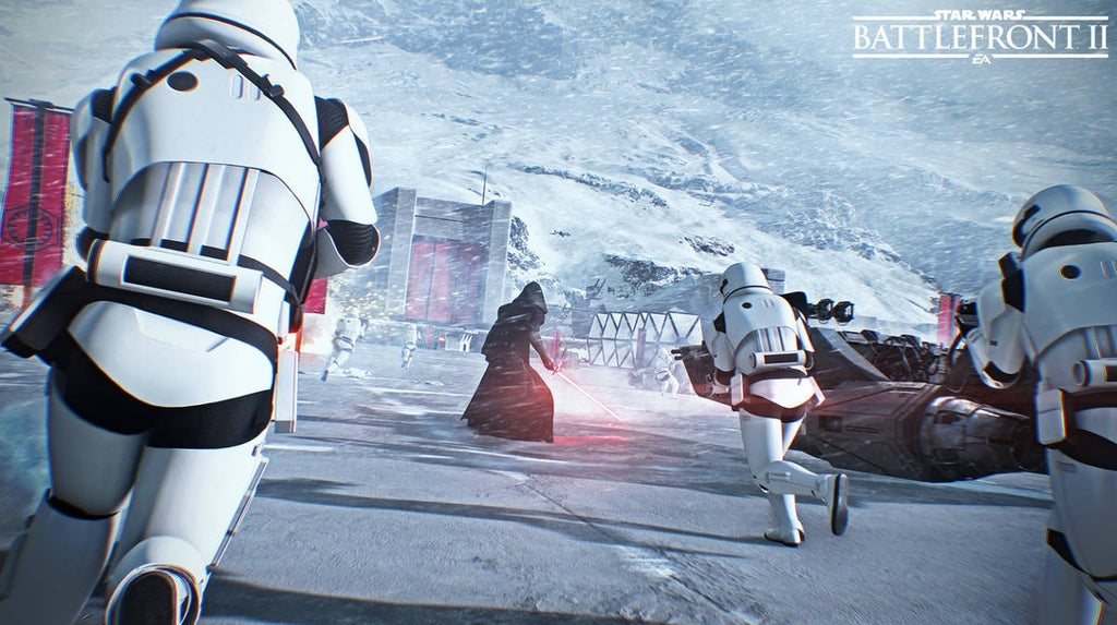 Jogo PS4 Star Wars Battlefront II