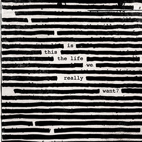 ROGER WATERS-IS THIS THE LIFE WE REALLY WANT? 2LP