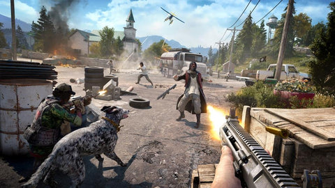 Jogo Xbox One Far Cry 5