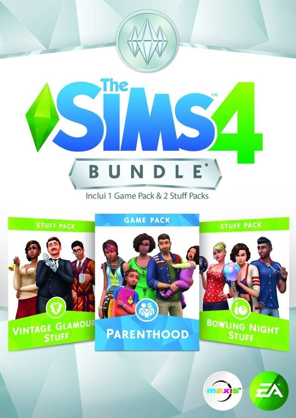 PC OS SIMS 4 BUNDLE PACK 9 Image