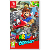 SWITCH SUPER MARIO ODYSSEY Image