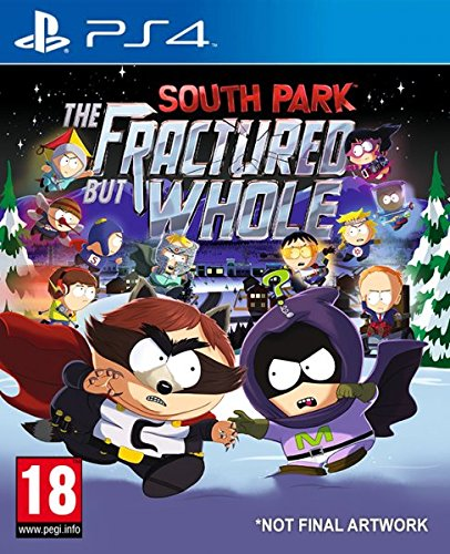 PS4 SOUTH PARK: THE FRACTURED BUT WHOLE Image