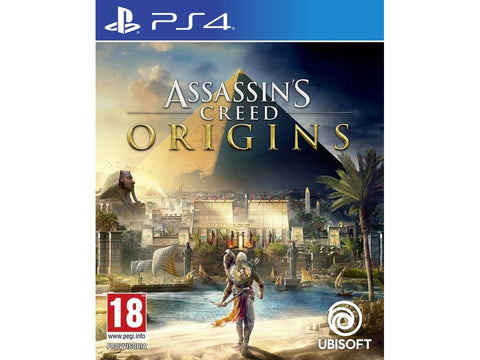 Jogo PS4 Assassin´S Creed Origins