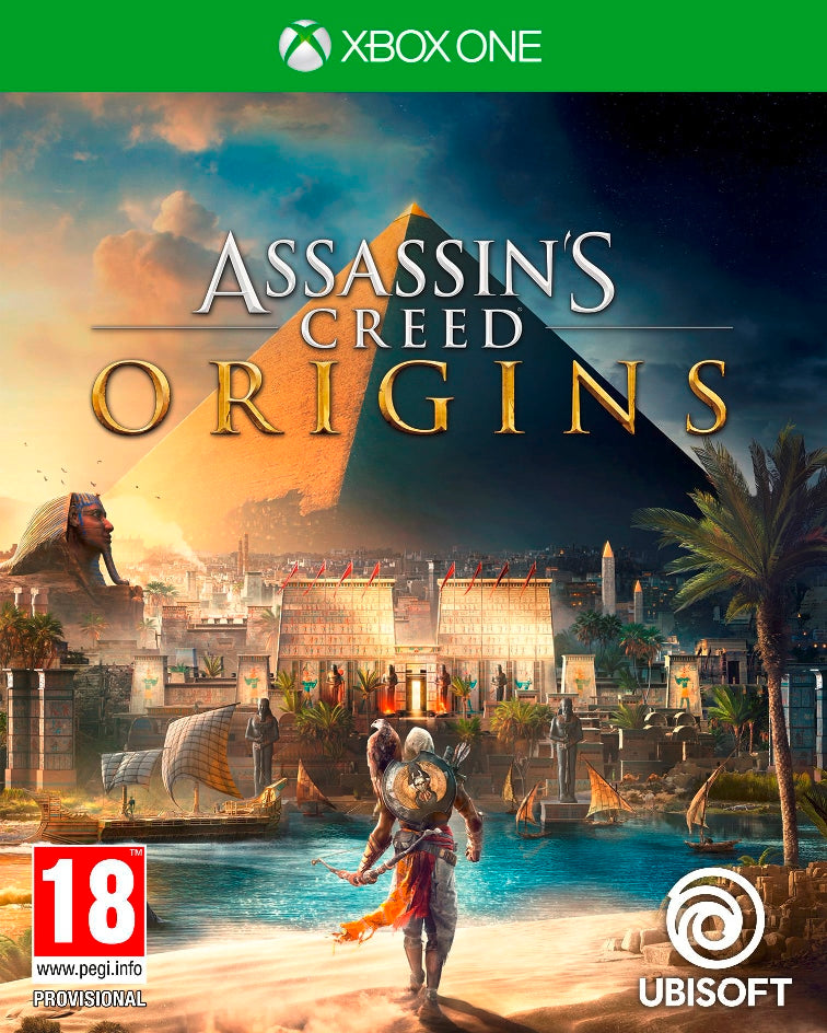 XBOX ONE ASSASSIN´S CREED ORIGINS Image