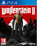 PS4 WOLFENSTEIN II - THE NEW COLOSSUS Image