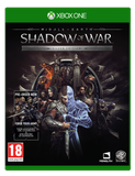 XBOX ONE MIDDLE EARTH: SHADOW OF WAR SILVER EDITION Image