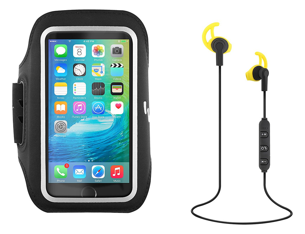 PACK PHONES BLUETOOTH + ARMBAND Image