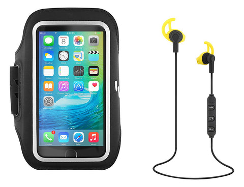 TNB Pack Phones Bluetooth + ArmBand