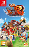 SWITCH ONE PIECE UNLIMITED WORLD RED Image