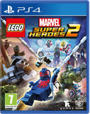 PS4 LEGO MARVEL SUPER HEROES 2 Image