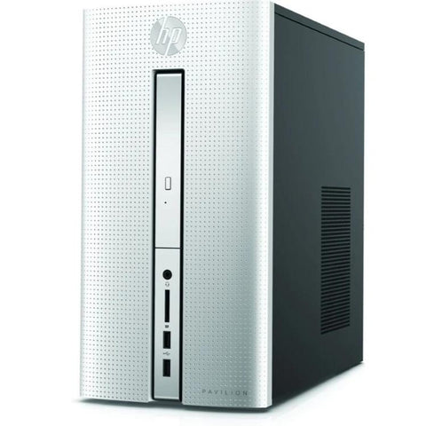 HP 570-p050np PC Desktop i5-7400 8GB RAM 1TB Disco Radeon R5 2GB