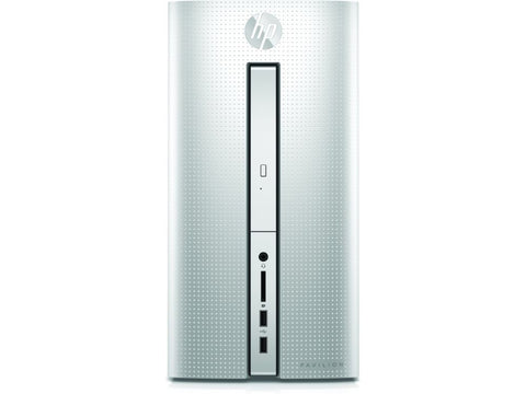 HP 570-p037np PC Desktop i5-7400 8GB RAM 1TB Disco Geforce GT1030 2GB