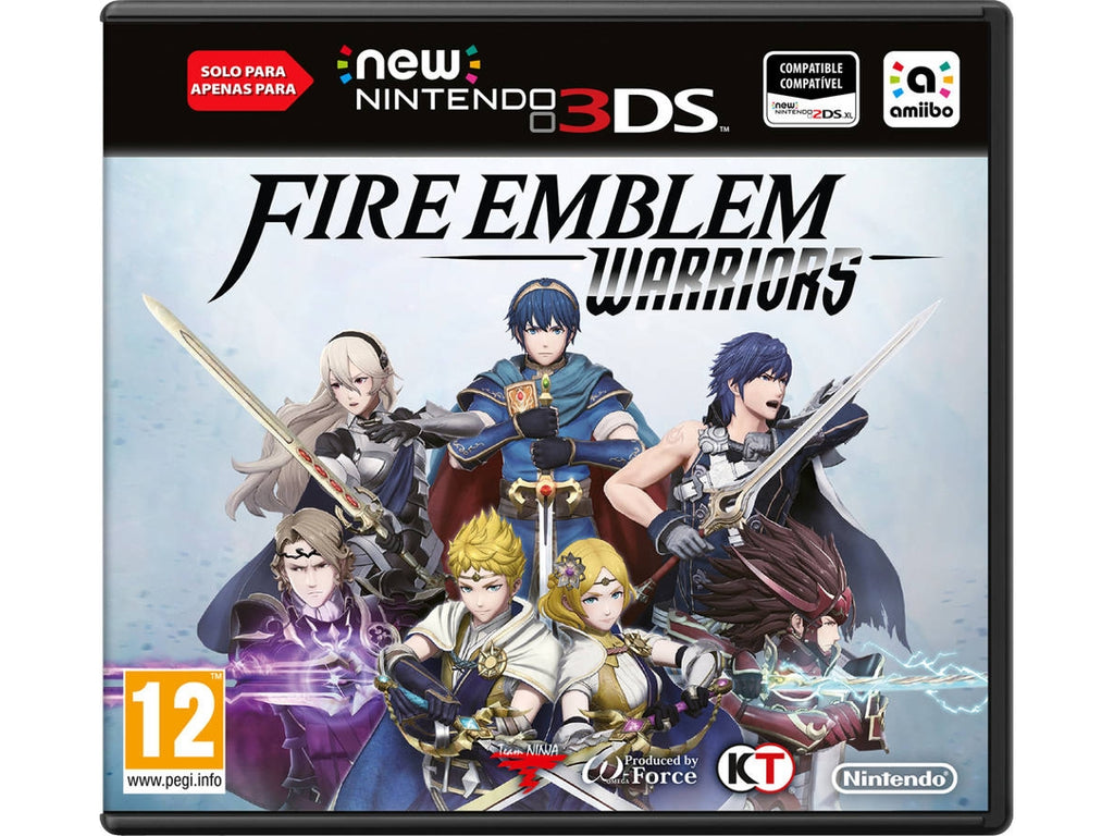 3DS FIRE EMBLEM WARRIORS Image