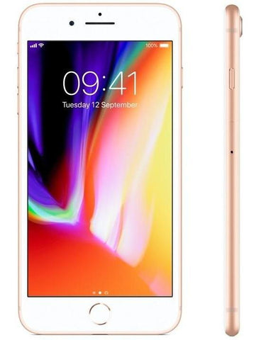 Apple iPhone 8 Plus Dourado - Smartphone 5.5