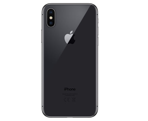 Apple iPhone X Cinzento Sideral - Smartphone 5.8