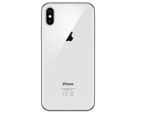 Apple iPhone X Prateado - Smartphone 5.8