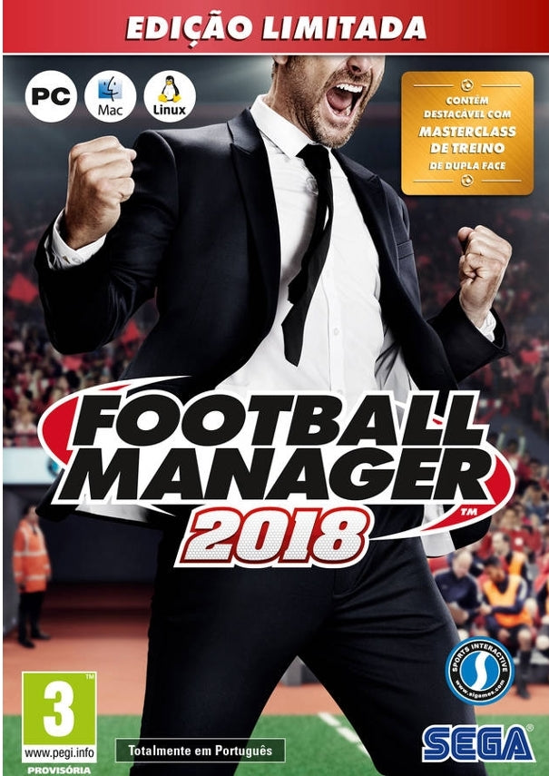 PC FOOTBALL MANAGER 2018 Image