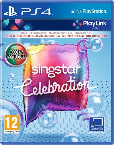 PS4 SINGSTAR CELEBRATION (PLAYLINK)