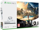 CONSOLA XBOX ONE S 1TB + ASSASSINS CREED + RAINBOW SIX SIEGE Image