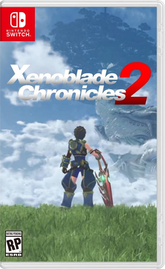 SWITCH XENOBLADE CHRONICLES 2 Image