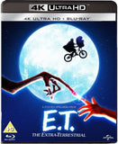E.T. O EXTRATERRESTRE 4K BRD Image