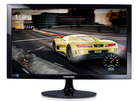 Monitor Gaming Samsung LS24D330HSX LED 24