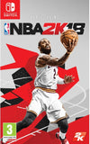 SWITCH NBA 2K18 Image