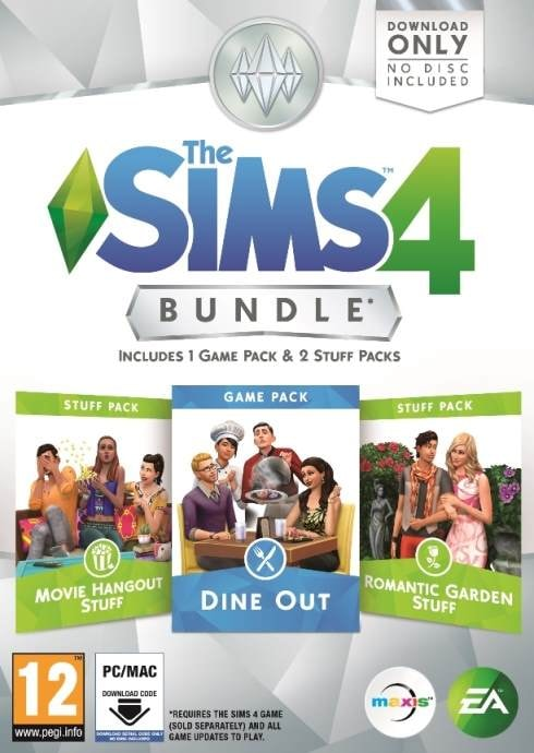 PC OS SIMS 4 BUNDLE PACK 5 Image