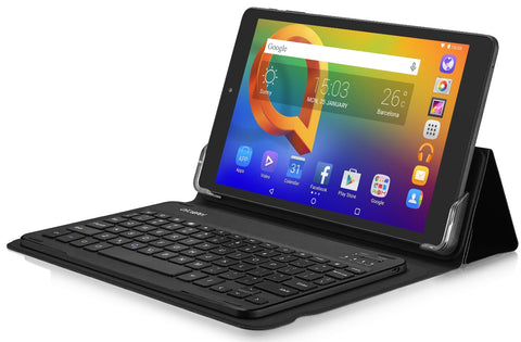 Alcatel A3 Preto + Capa Teclado -  Tablet 10.1