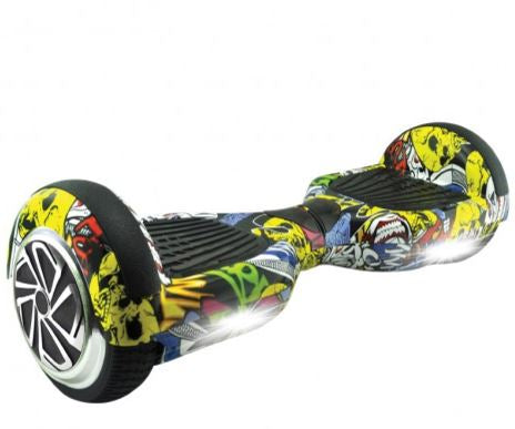 Whinck HOVERBOARD GRAFITTI 1