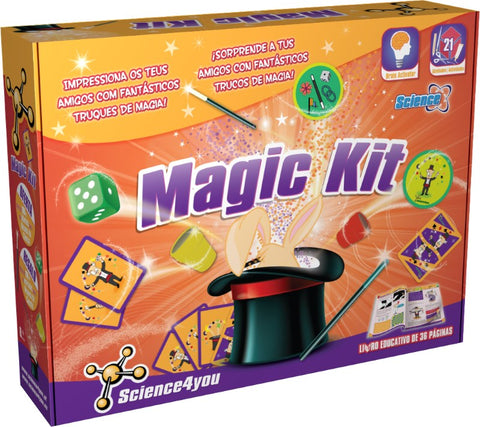 Science4You Magic Kit