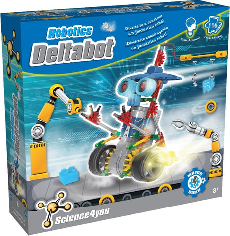 Science4You Robotics - Deltabot
