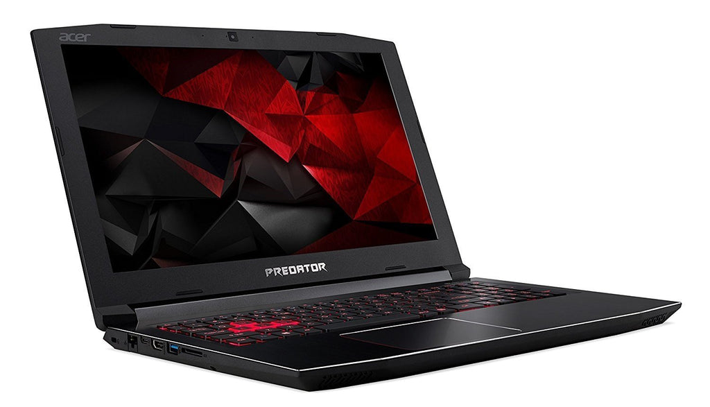 Portátil Gaming Acer Predator Helios 300 G3-572-74MX - 15.6 Core i7 16GB 1TB HDD GeForce 6GB