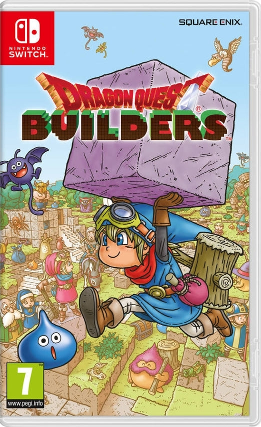 SWITCH DRAGON QUEST BUILDERS Image