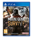 PS4 METAL GEAR SURVIVE Image