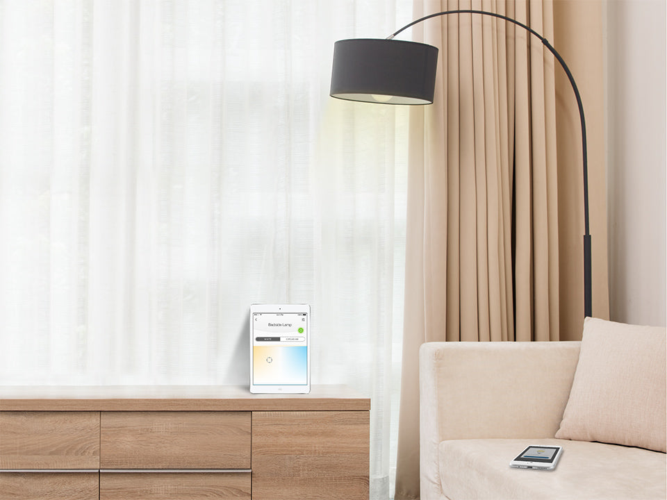 Lâmpada Smart TP-Link LED Wi-Fi LB120