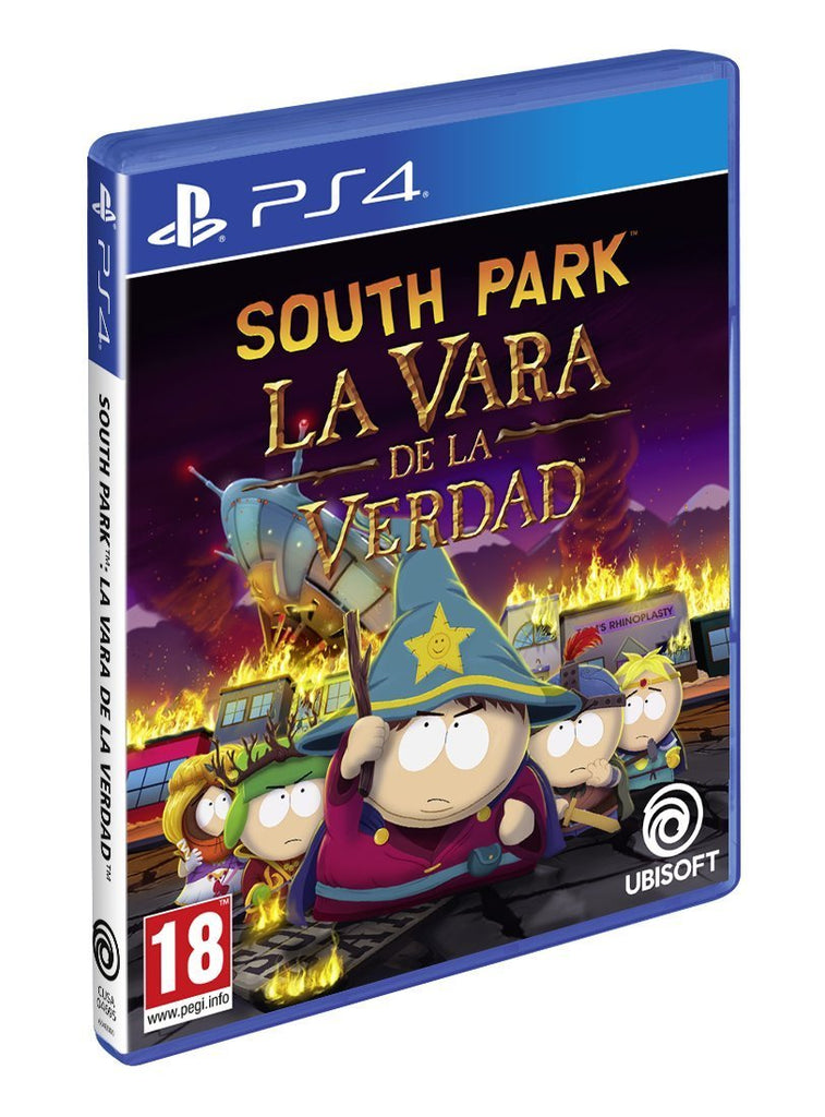 PS4 SOUTH PARK: STICK OF TRUTH HD Image