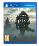 PS4 SHADOW OF THE COLOSSUS Image