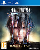 PS4 FINAL FANTASY XV - ROYAL EDITION Image